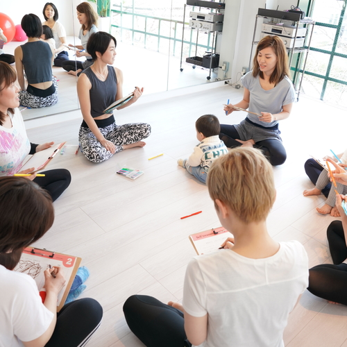 🔰 10/29 スタート 産後トータルケアクラス(田中祐子)