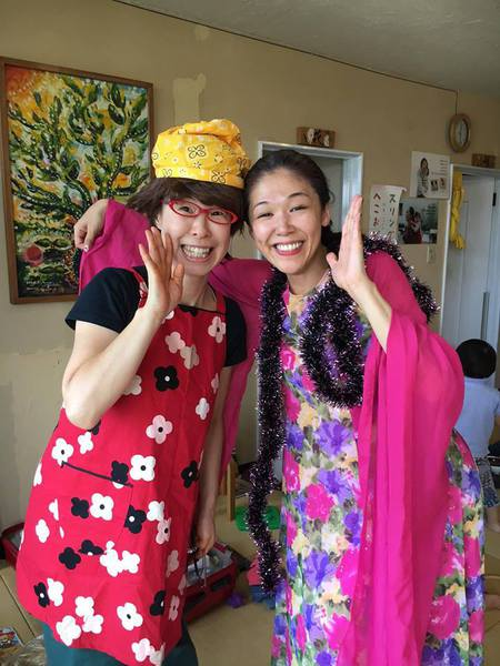 7/26 女優芸人 関口満紀枝さんの夏のお笑いライブ♪ 〜子宮の底から笑えるよ!〜