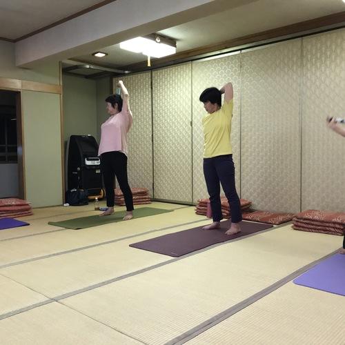 基礎★基礎yoga