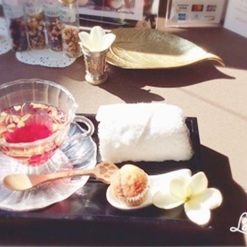 秋田市泉 1日2名限定・女性専用「足裏メッセージ専門サロン Luxe」のボディケアメニュー