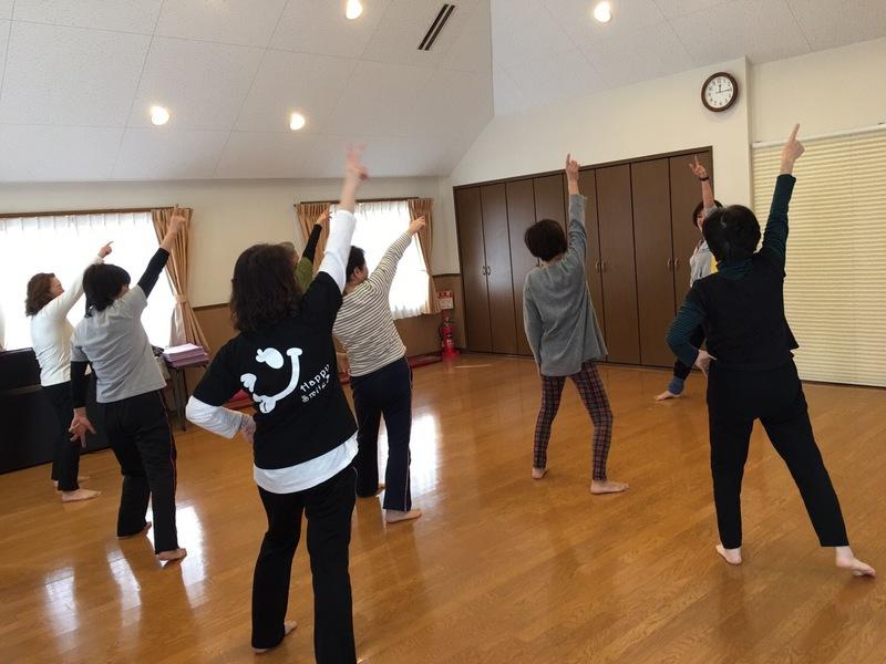 リズムダンス(30分)★予約フォーム