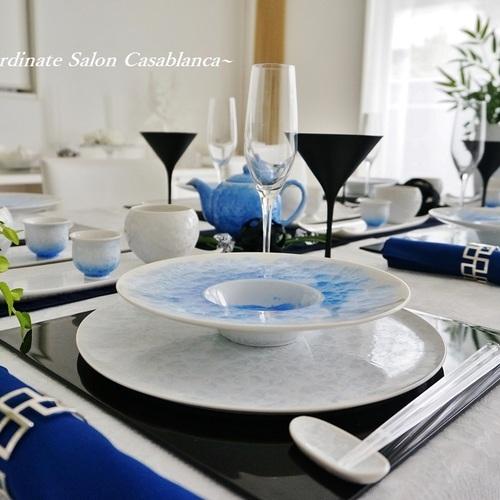 【初夏】おもてなし料理&テーブルコーディネート