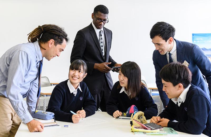 【サマースクール2018:体験講座】1.キャンパス内留学 〜English Time〜