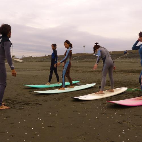 2015夏体験サーフィンスクール(7/1〜8/31)
