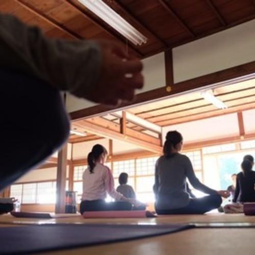 妙顕寺オテラヨガvol,5 &ストレッチ -Myoukenji Temple yoga and Stretching-