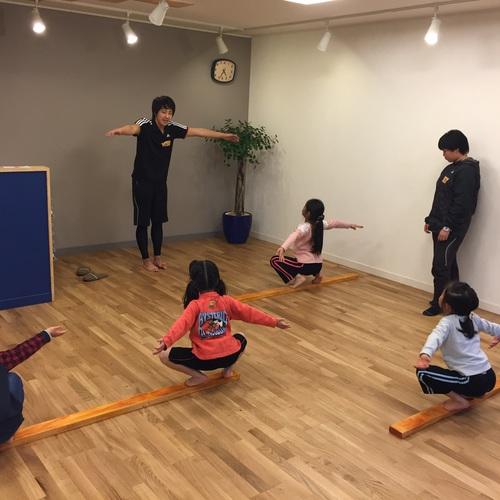 体幹教室(1-3年生)
