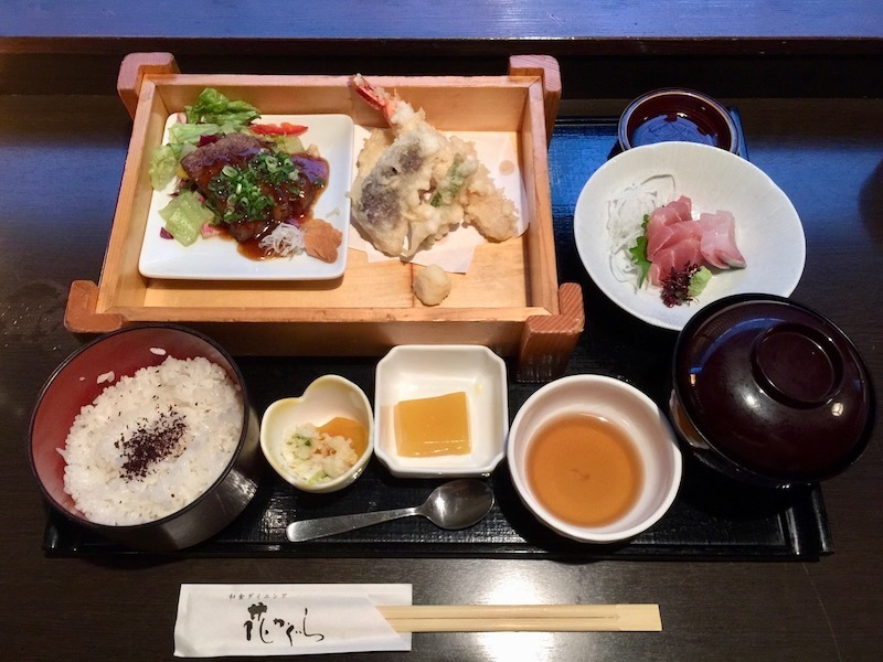 Lunch Tour in Kagurazaka - Hanakagura