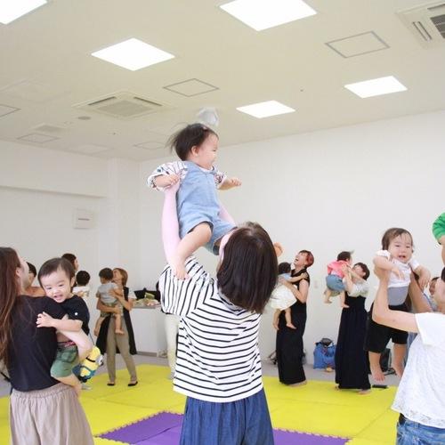 親子で楽しむリトミック広場 〜ベビークラス〜