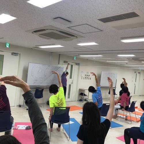 動くからだ作り運動教室 4/14(日)14:00〜15:30