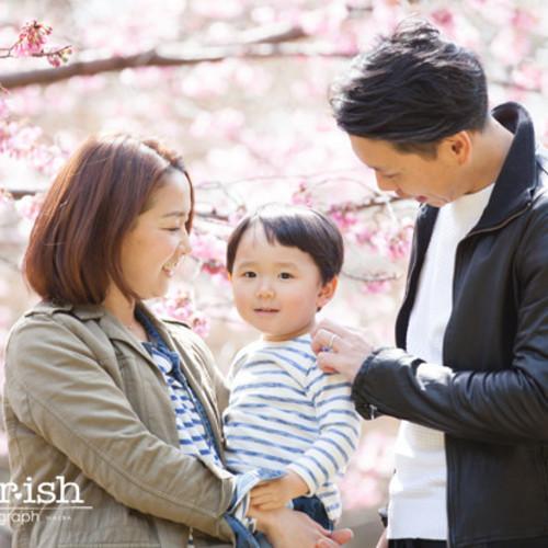 *こどもと家族のお写真撮影会* ①3月23日(金)大宮公園