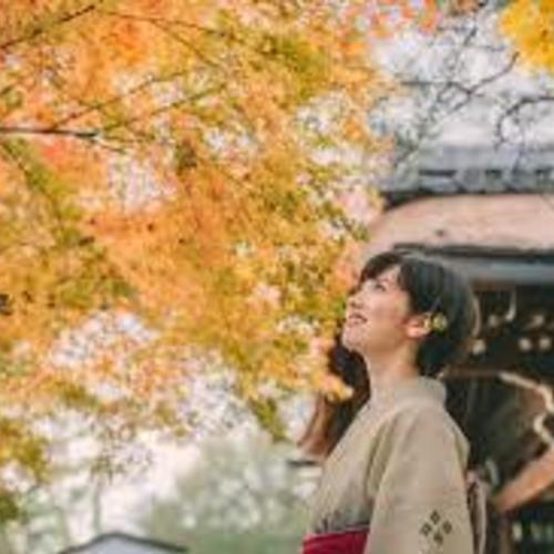 【11月24日開催】秋の撮影会 (紅葉を愛でる・・) COCO・YUI 池田真理子 コラボ企画