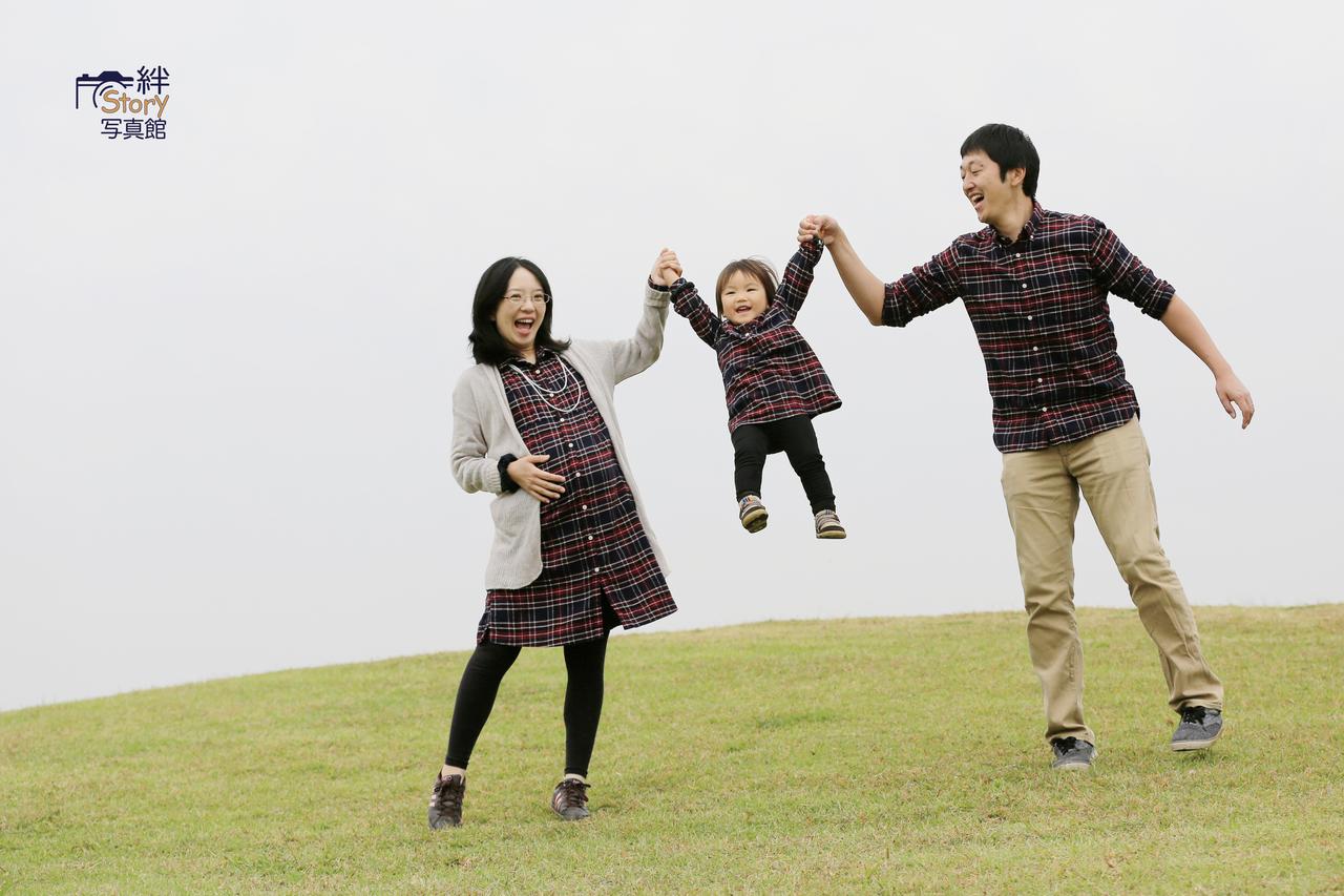 ★絆Story写真館のおやこ撮影会★ 11月&12月の絆Photoセッション@辻堂海浜公園