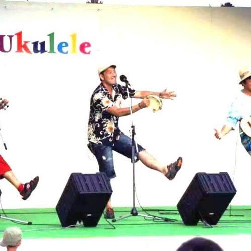 6/23(土)Rallylele-Ho!(ラリレレ・ホー!)LIVE inつくば 開催!