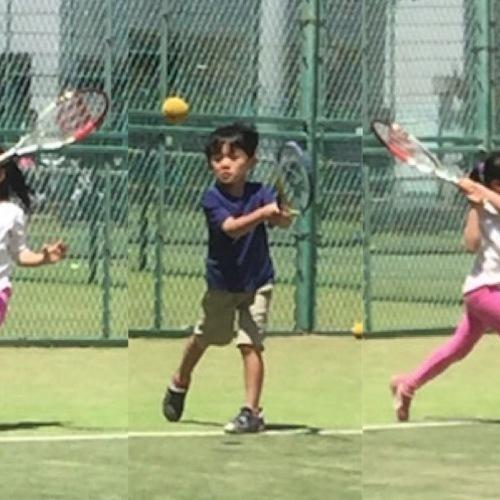 [小学生]ENJOY TENNIS