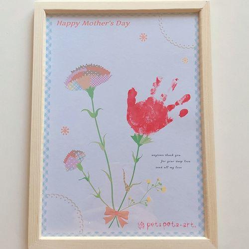 赤ちゃんとの思い出を残す♥  手形足形アート【大田】2019年5月12日(日)