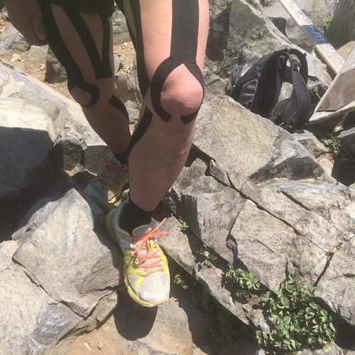 【2/20(水)】 自分で簡単に貼れるキネシオテーピング講座 ~下肢編(太腿、膝、ふくらはぎ、足首)~
