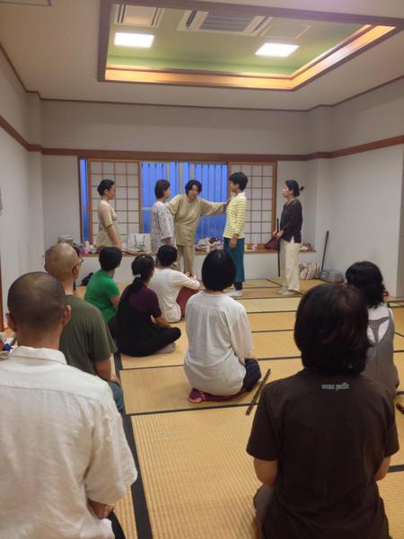10/6 身体感覚講座 in 岐阜