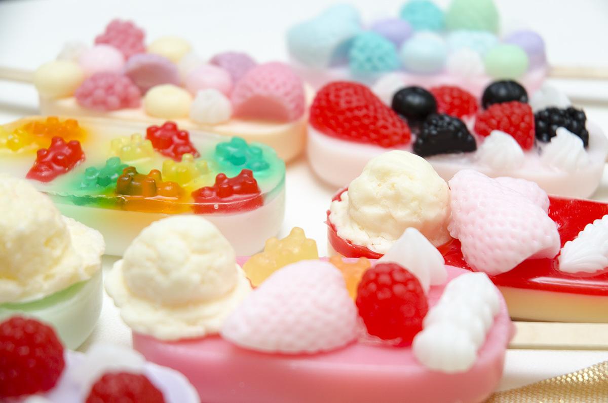 【講師講座】デコアイスキャンディーソープ