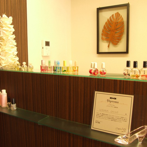 Nail · Matsueku VIENNA (Viena) │ Shinjuku Station West Exit 3 minutes on foot