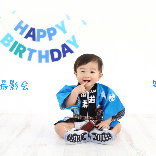 誕生日撮影会 開催中!