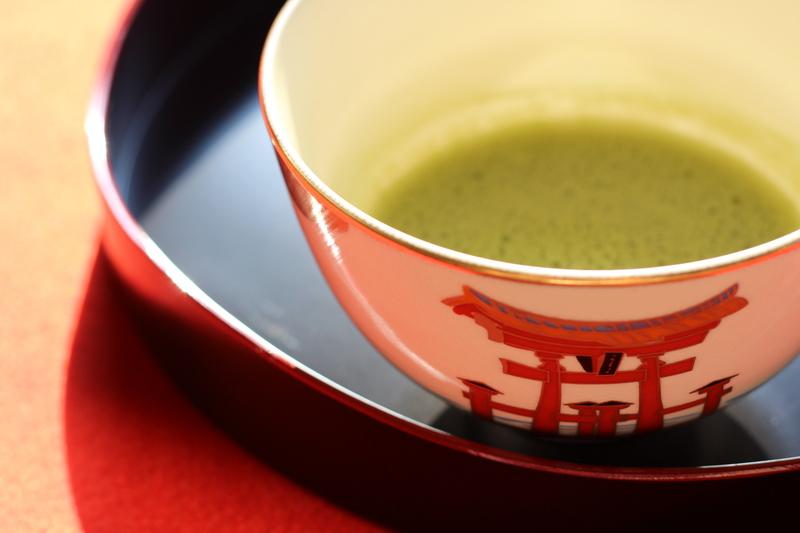 春の宮島よくばり茶席