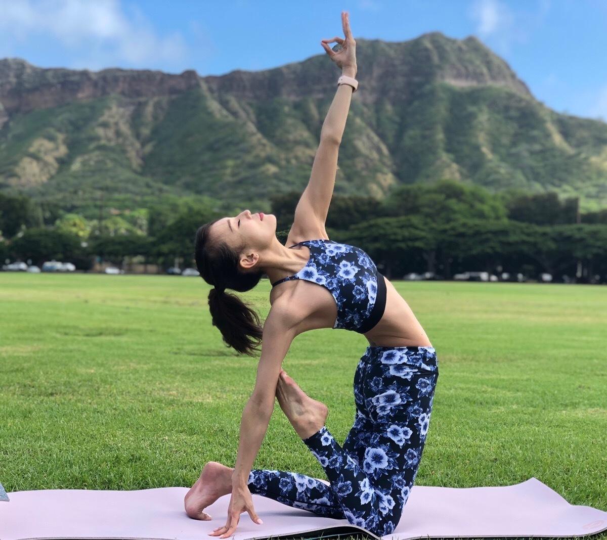 Morning Yoga Flow(モーニング ヨガ フロー)YUI