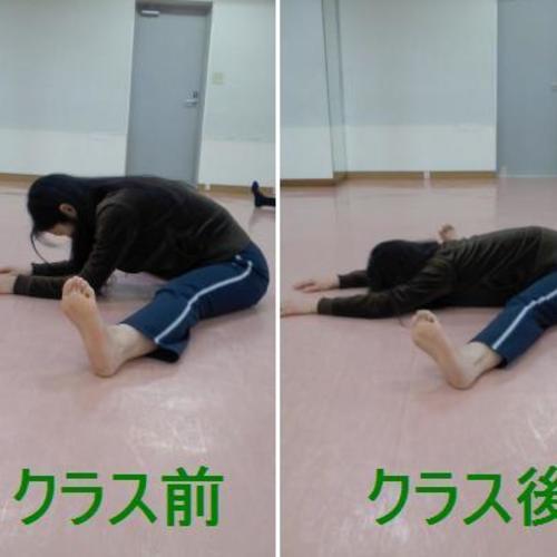 【4/6(土)・4/20(土)開催】10名限定「縦にも横にも!開脚を深めるための極意を学ぶ」