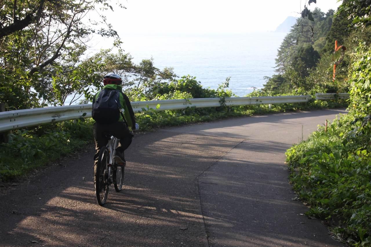 【02】絶景・朝陽のみちのく潮風サイクリング