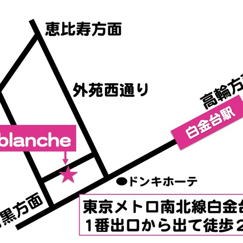 mblanche 地図