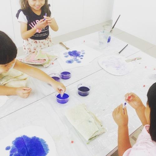 1day 親子アート教室
