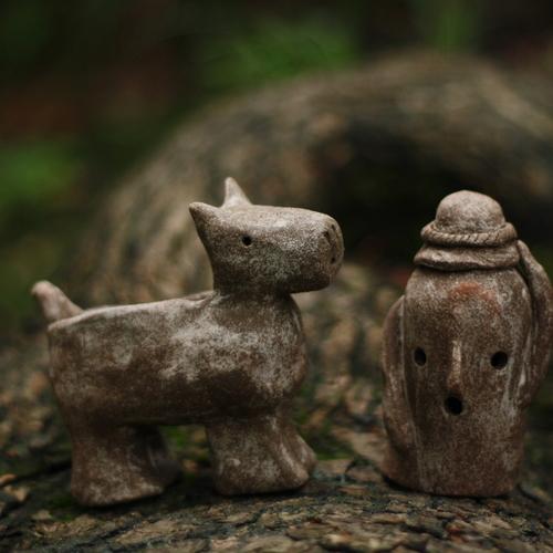 土偶&埴輪づくりワークショップ(定員7名)