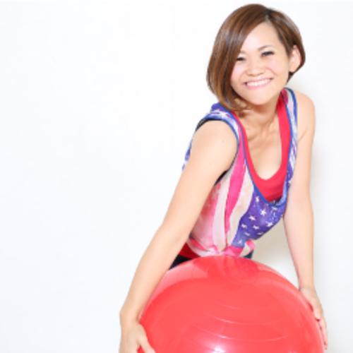 💻【全国オンライン】体力メンテナンスバランスボール 野上聖子