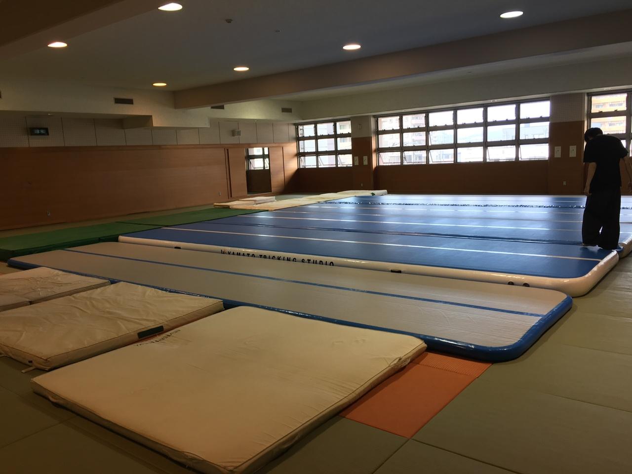 フリークラス『東町スポーツセンター第1武道場』
