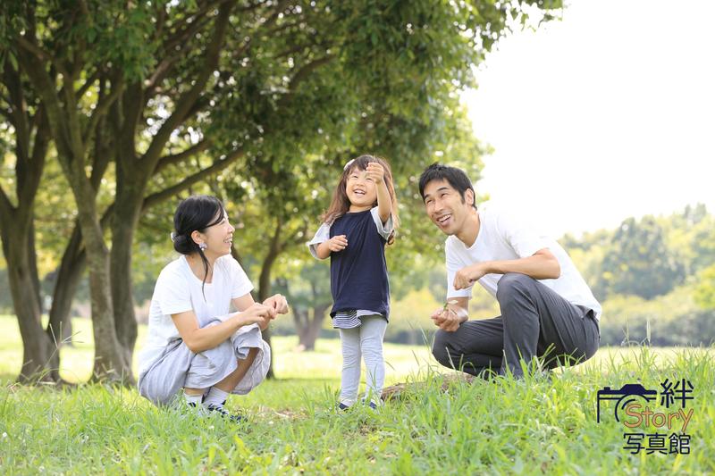 2016年10月子どもと家族の撮影会【絆Photoセッション】@大阪・堺市大仙公園