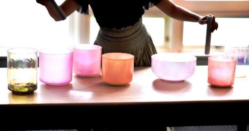 特別:Crystal bowl Meditation