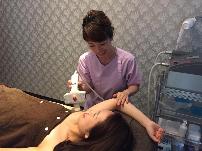 和歌山脱毛サロン 痛くない・早い・美肌になれる リピート率92%の人気サロン!