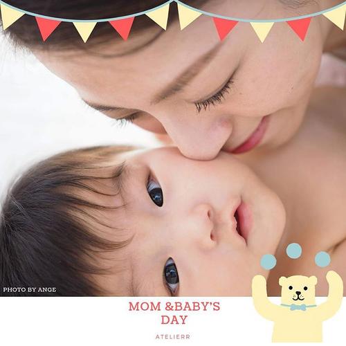 【2/21開催】MOM&BABY'S DAY(ベビーフォト撮影会)