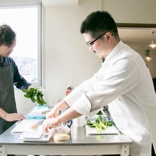 《家庭円満の為の!》男の料理教室 全6回