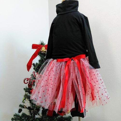 【12/16みっけ感謝祭】手作り衣装でクリスマス♫