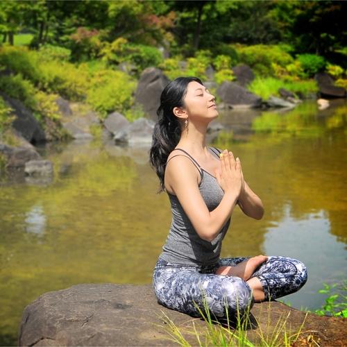 呼吸と瞑想♥︎ IZUMI
