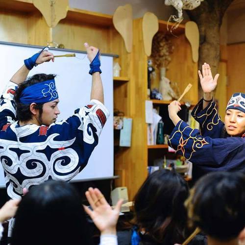 アイヌ文化を楽しく学ぶワークショップ ② 〜 アイヌ語+個人史「山本文利編」〜