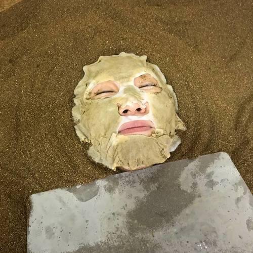 米ぬか酵素浴 青のしずく