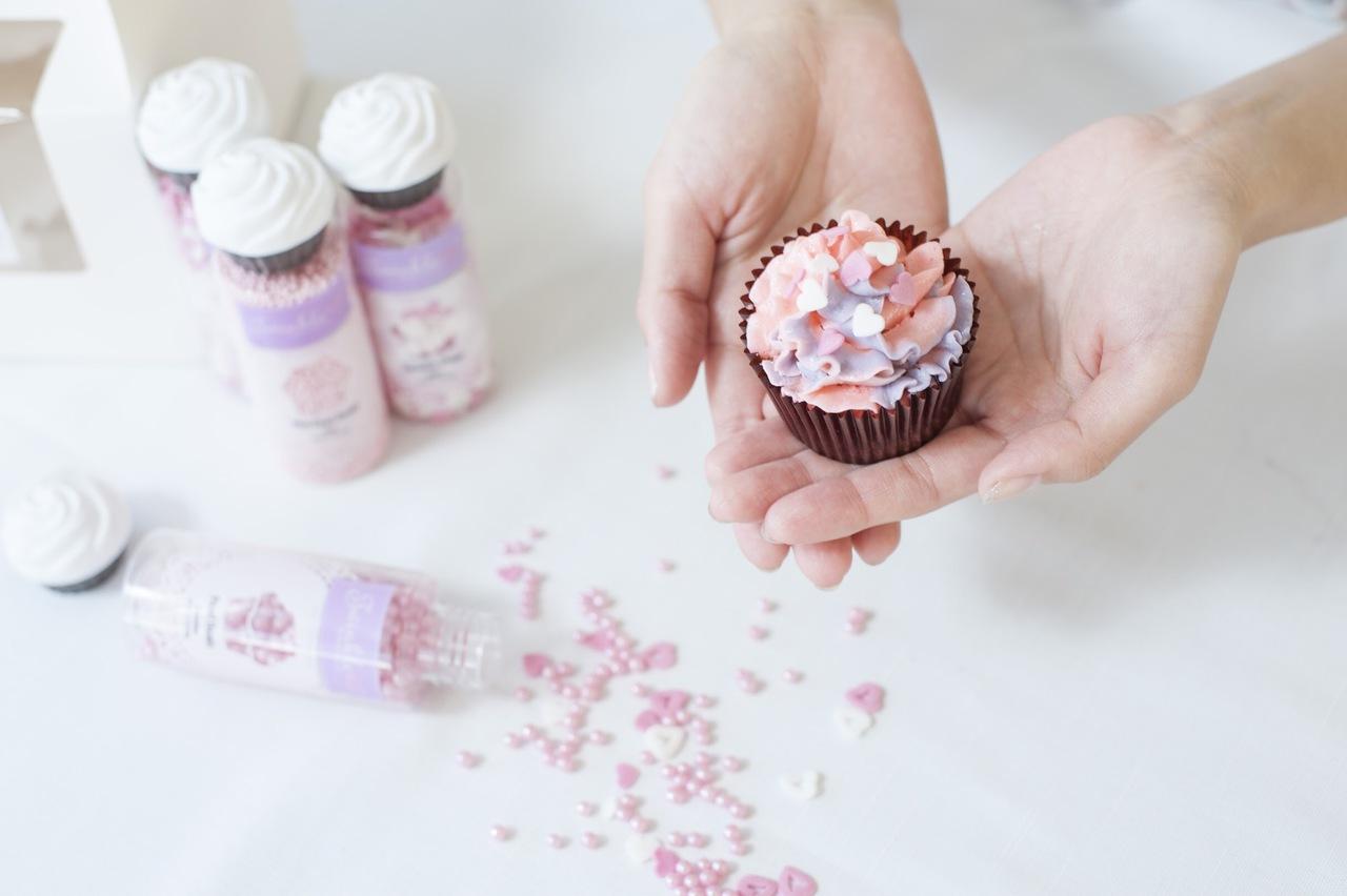 """【上級コース】カップケーキ習得レッスン""""Cupcake Journey"""" Advance"""