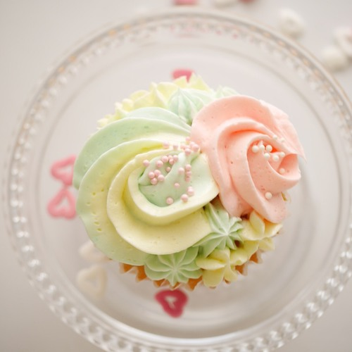 """カップケーキ習得レッスン上級コース""""Cupcake Journey"""" Advance"""