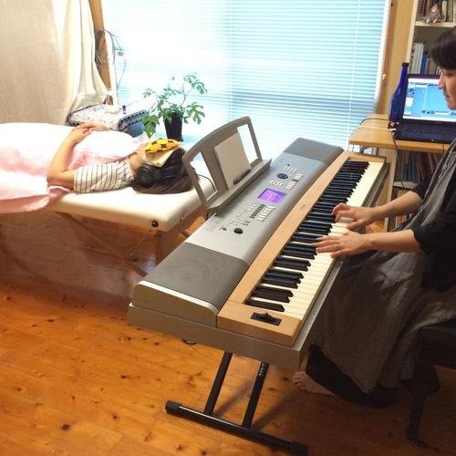 音の処方箋~ピアノで奏でるあなたのメロディ~(沖縄県在住者限定メニュー)
