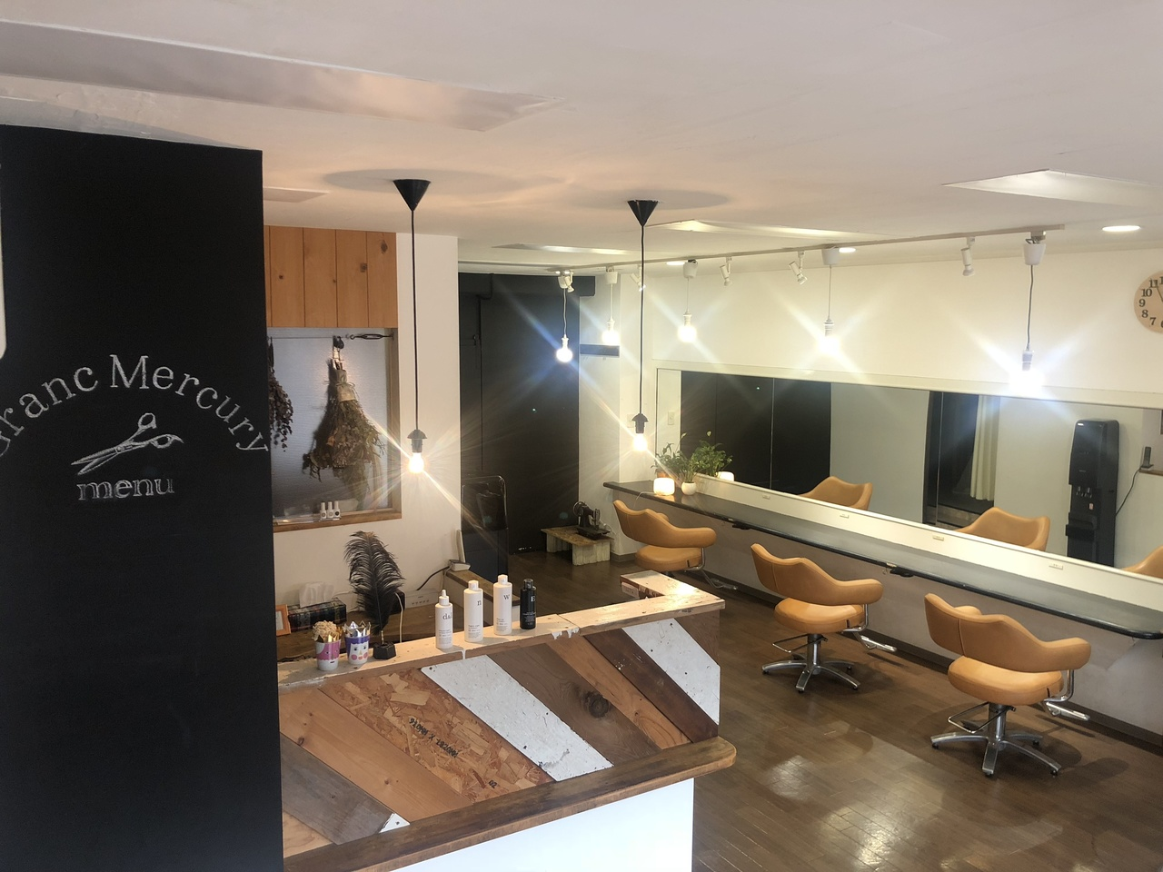hair&eyelash&spa cannaCANNA 大分本店 予約受付