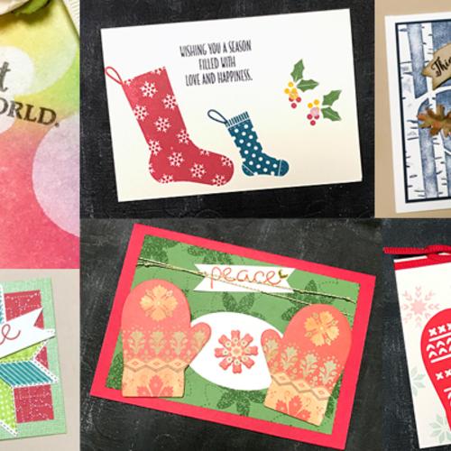 【2017/12/16(土)開催】手作りクリスマスカード・ワークショップ