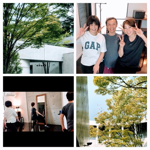 【9/26開催】GYROKINESIS®  with 中川ひでき(奈良*学園前)