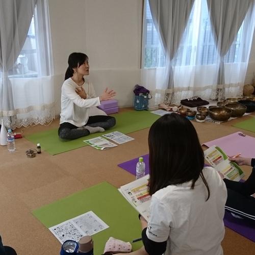 『マインドフルネス瞑想【アドバンス】講座』