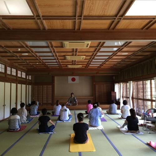 静岡デトッスクツアーIN小國神社浄化呼吸法&経絡ヨガ2017年9月2日3日(一般可能)